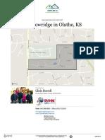 Meadowridge Neighborhood Real Estate Report