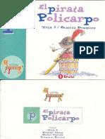 El Zoo de Las Letras. El Pirata Policarpo. 0