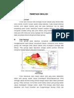 Resume Pemetaan Geologi