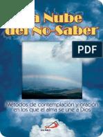 La Nube Del No Saber - Anonimo Ingles Del Siglo XIV
