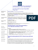 ACNUExpress Vol.5 No.09 - Du 1 Au 15 Mai 2010