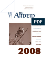 The Ardeid Newsletter, 2008 ~ Audubon Canyon Ranch
