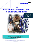 TR - Elec Inst and Maint NC III.doc