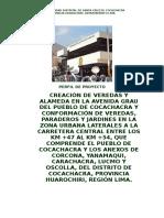 PERFIL DE PROYECTO veredas alameda cocachacra2012.doc