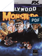 Hollywood Monsters - Manual FX