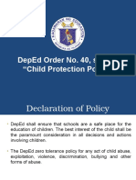 Child Protection Policy