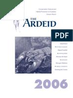 The Ardeid Newsletter, 2006 ~ Audubon Canyon Ranch