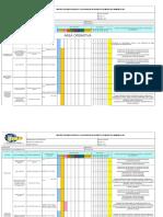 Matriz de Aspectos e Impactos Ambientales OK