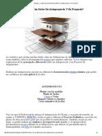 Diseña Estudio_ ¿Cuáles Son Las Diferencias Entre Un Anteproyecto Y Un Proyecto