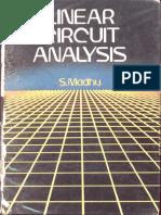 Prentice Hall - Linear Circuit Analysis (S. Madhu)