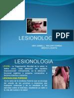 LESIONOLOGIA.
