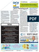 Pharmacy Daily for Wed 08 Jun 2016 - DDS plots marketing push, Ego signs Kate Ritchie, Care plans Advantage, Health AMPERSAND Beauty and much more