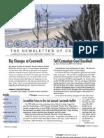 Coast Walker Newsletter, Spring 2006