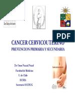 Cancer Cervico Uteruni232we