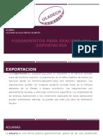 Fundamentos de Exportacion