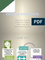 Escuela Socialista Economia