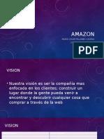 Valores Mision Vision Amzaon