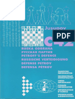Chess Informant - Jusupov - Defensa Petrov (C42).pdf