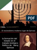 El Pensamiento Filosófico de La Edad Moderna El Tratado Teologico Politico de Spinoza I