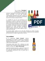 Competencia de Salsas de Chile en Costa Rica