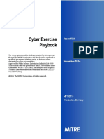 Cyber Exercise Playbook