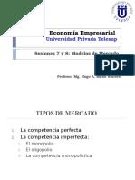 Sesiones 7 y 8 Modelos de mercado.pptx