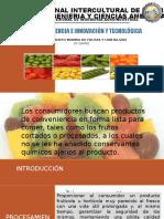Procesamiento Minimo de Vegetales