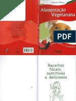 Alimentação Vegetariana Para Bebés e Crianças - Gabriela Oliveira