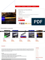 Vente Laser Puissant 50000mW sur Meilleurlaser.com