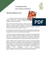 Guía  N°3 EDUCACION DIFERENCIAL