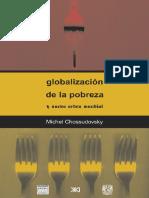(-)Globalizacion, Pobreza y Nuevo Orden Mundial - Michel