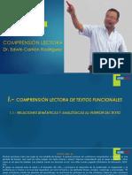 Comprensión Lectora de Textos Funcionales (1)