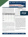 Auxier Asset Management Fact Sheet