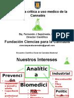 Presentacion FJS Encuentro Cannabis Medicinal