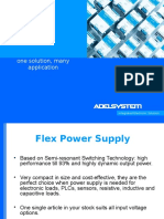 FLEX power supply presentation 1.ppt