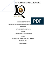 Protocolo Ing. de Proyectos