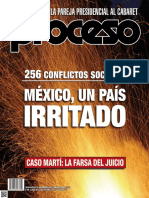GradoCeroPress Revista Proceso No. 2066