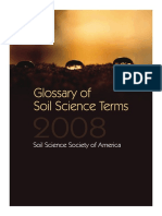 Soil Science Glossary