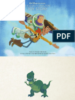 Booklet Toy Story