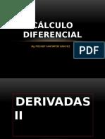 Cálculo Diferencial II 2015-i