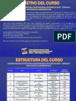 Objetivo y Estructura Del Curso Admon de Proyectos Mayo