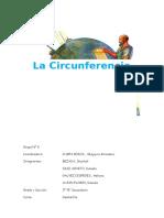 La Circunferencia Monografia