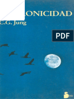 JUNG, Carl Gustav, Sincronicidad
