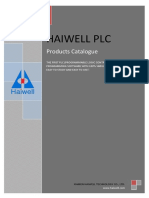 Haiwell PLC Catalogue