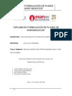 RECONOCIMIENTO DE OPORTUNIDADES CASO CAFE COLOMBIA .docx