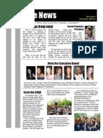 Theta Newsletter Spring 2010