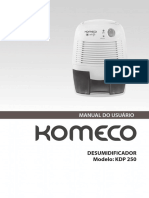 Manual Uso KDP 250