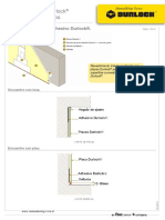 DT 03-Revestimiento Sobre Adhesivo