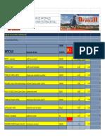 Calculo de Materiales Para Construccion de Muro Sistema Drywall - Hoja1