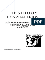 Residuos Hospitalarios Guia